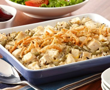 Nancy Butler's Chicken Green Bean Casserole
