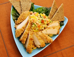 Cous Cous Salad with Chef Redi® Chicken Tenders