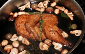 TENDERREADY® Coq au Vin